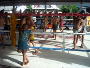 The kids at Sityodtong AKA - The future of Muay Thai