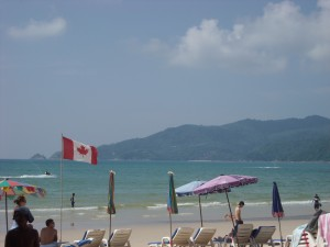From Canada to Thailand .. Permanently? .. I hope so!