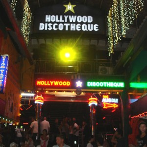 Hollywood Disco: The Scene of the Story