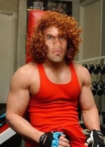 Paul Daley ran a little photoshop contest in the UG forums. Here is one of the entries. Needless to say, Koscheck is pissed..